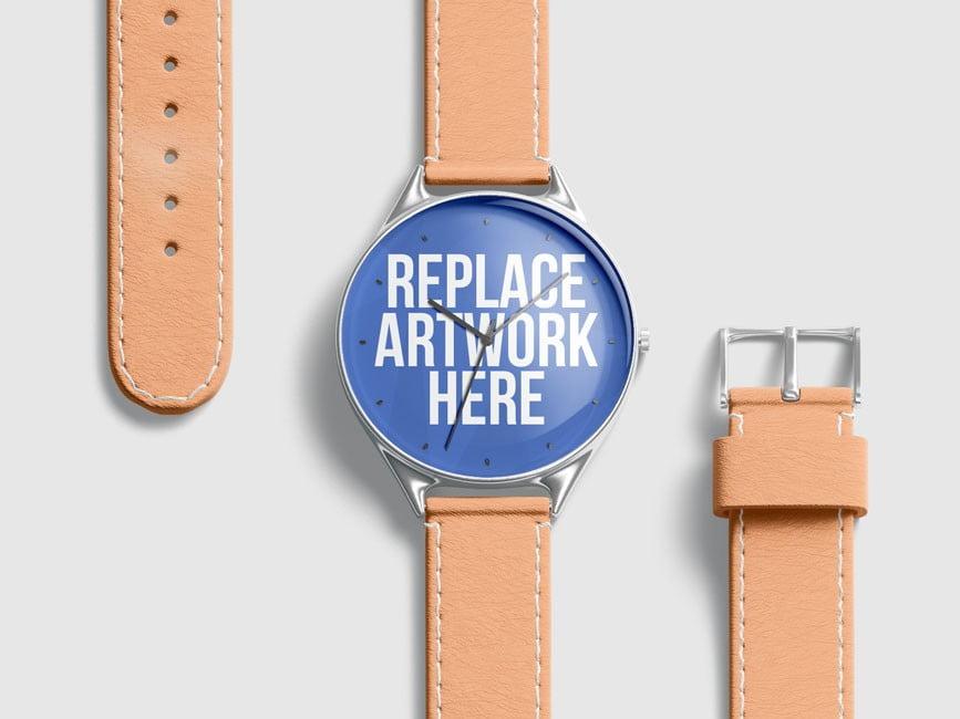 Best Watch Mockup PSD Templates