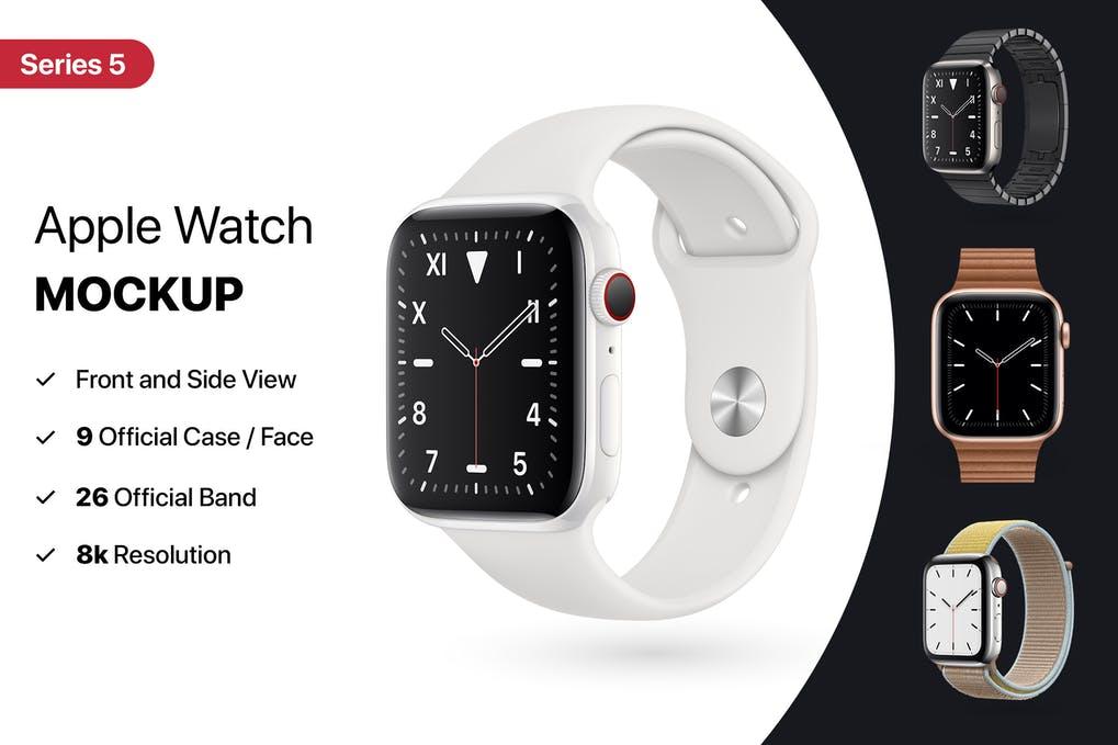 Apple Watch Mockup Series
