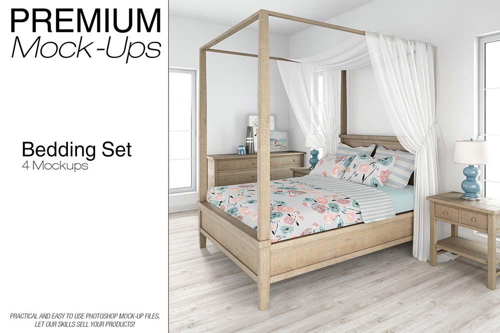 Bedding Set - Farmhouse Style