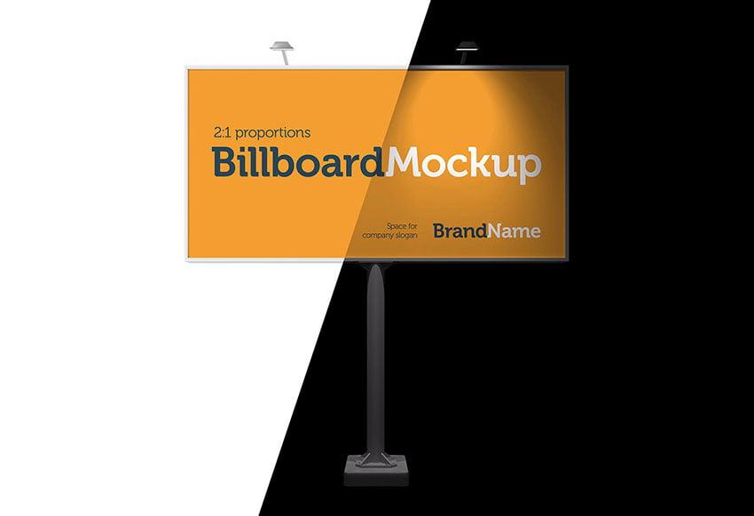 30+ Helpful Outdoor Advertising Mockup PSD Templates | Mockuptree
