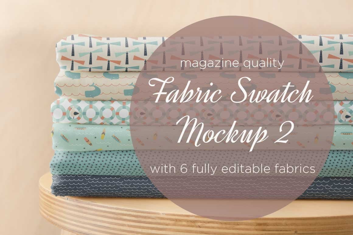 Fabric Collection Mock Up