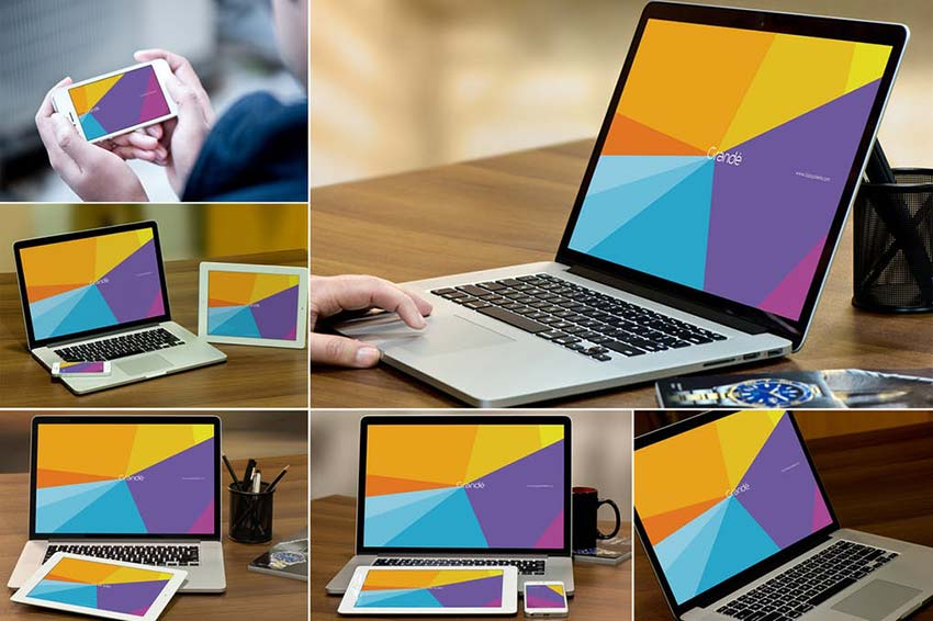 MacBook Mockups