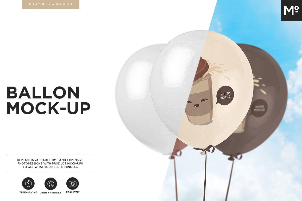 Baloon Mock-up