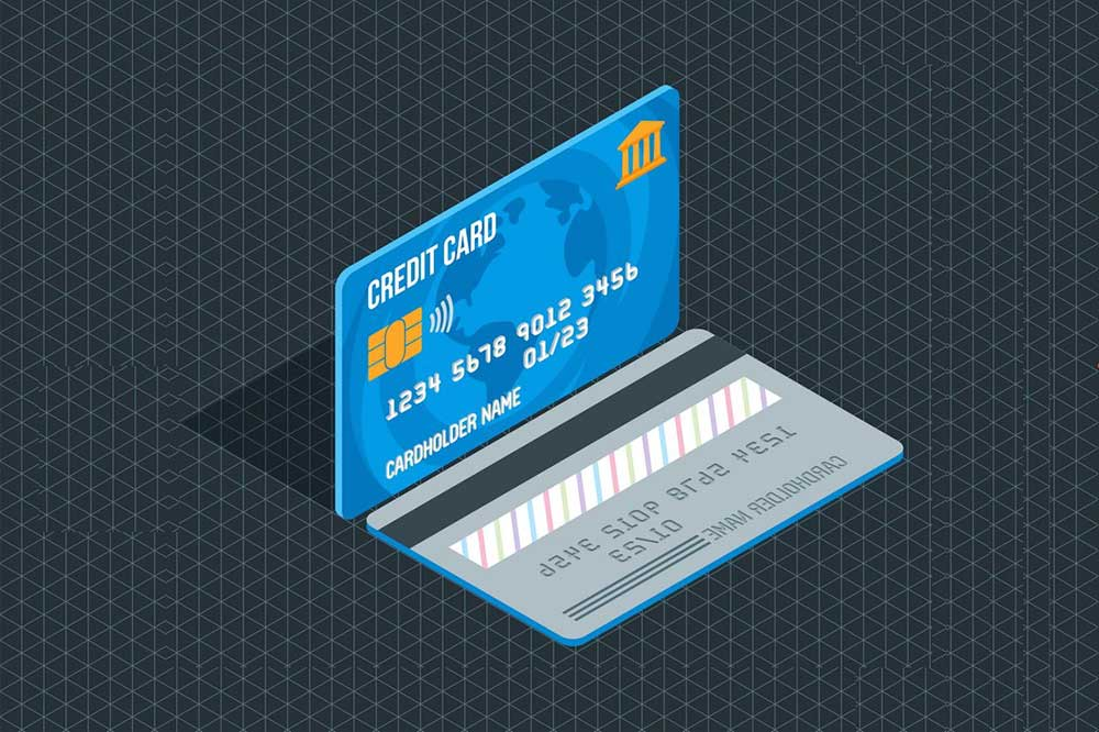 Credit Card Mockup PSD Templates