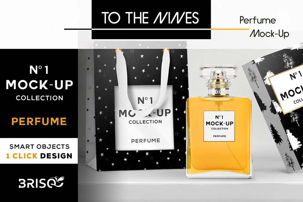 Mock-Up Perfume