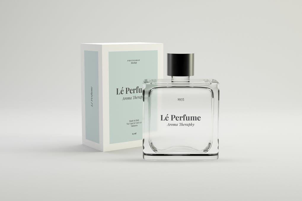 Perfume Mockups