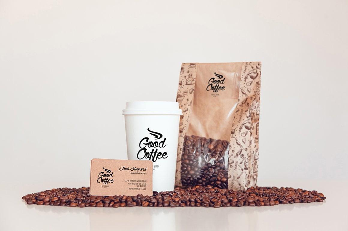 Coffee Branding Mock-up