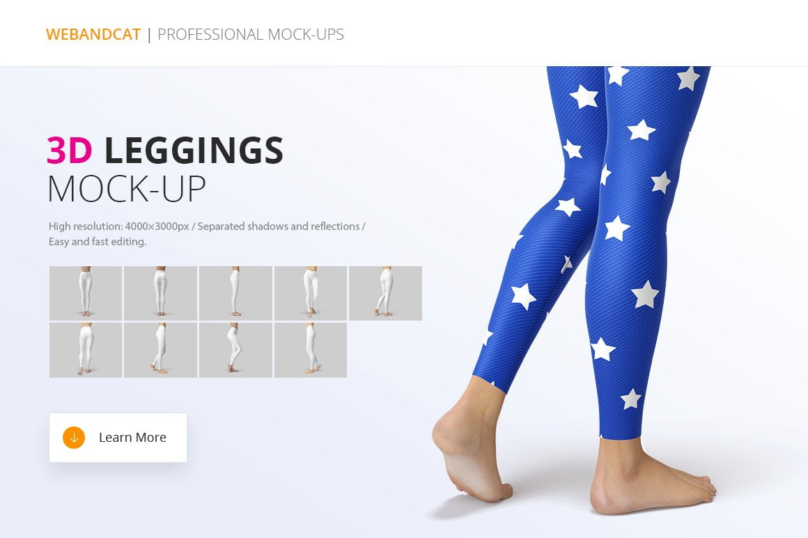 Leggings Mock-Up
