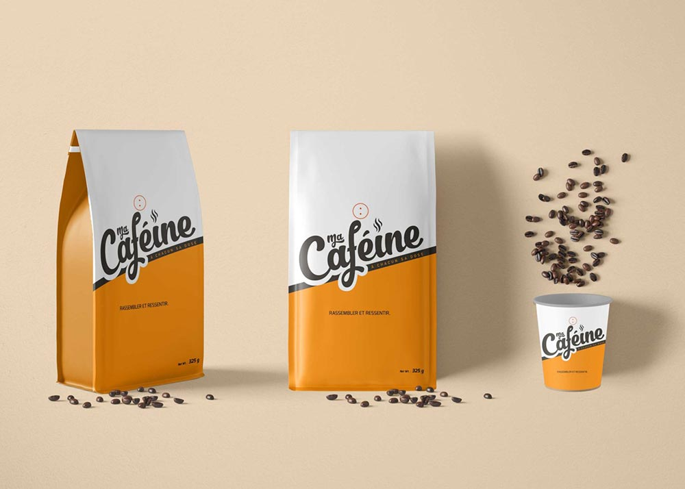 25 Top Coffee Packaging Mockup Psd Templates Mockuptree