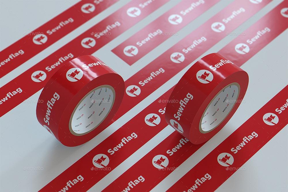 Duct Tape Mock-up Bundle