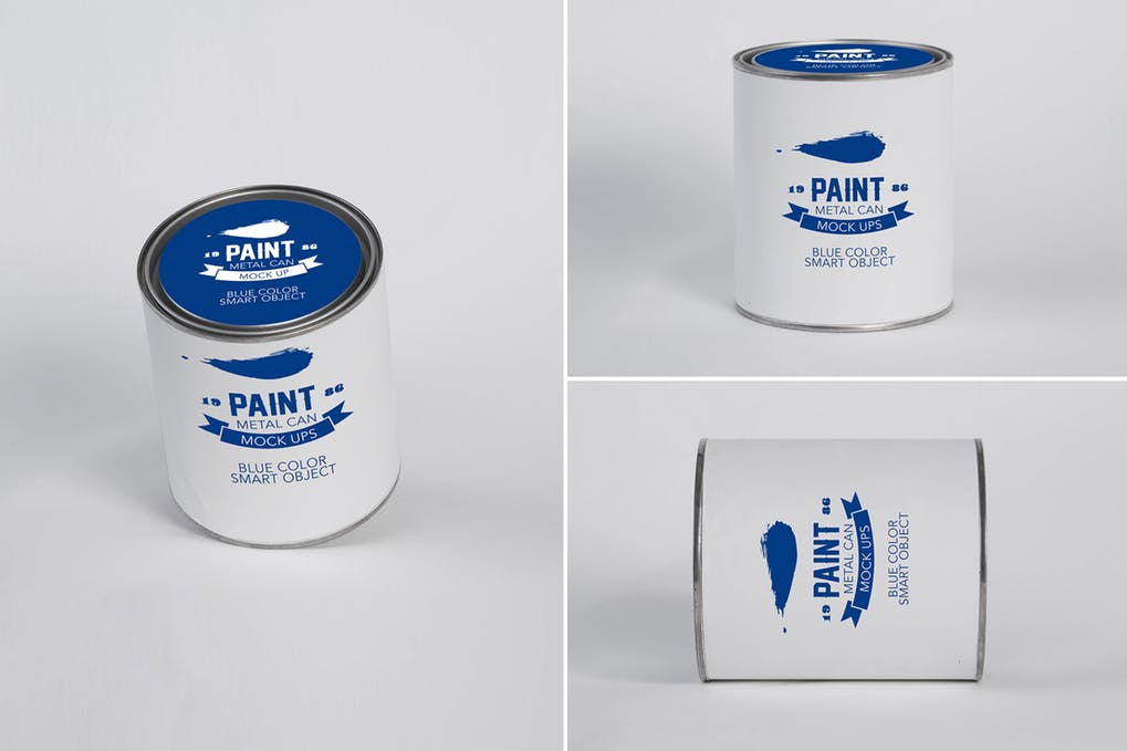 Paint Can Mock Up