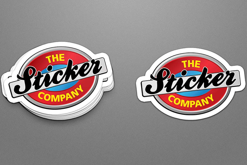 Best Stickers Mockup PSD Templates
