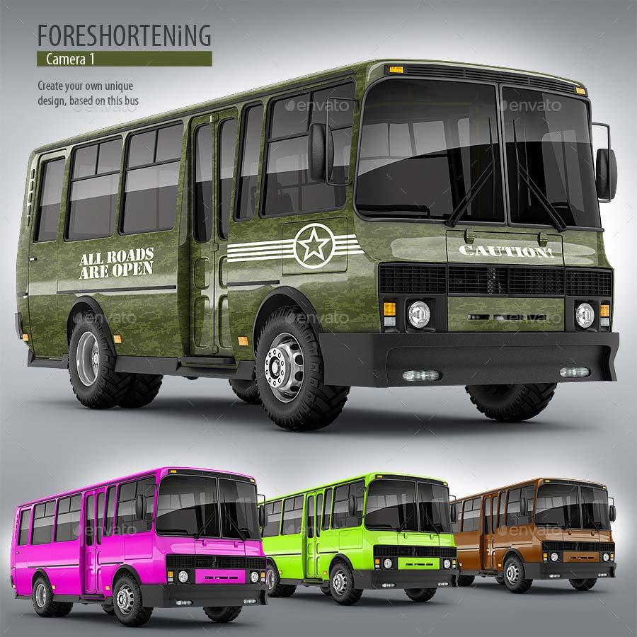 Service Bus Mock-up