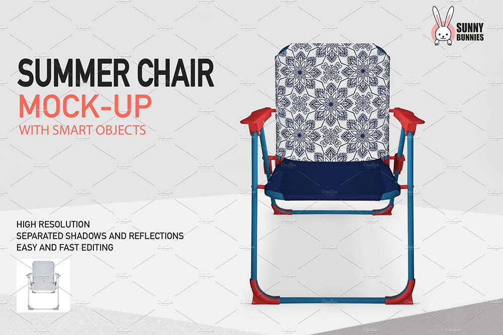 SUMMER SLING CHAIR MOCK-UP