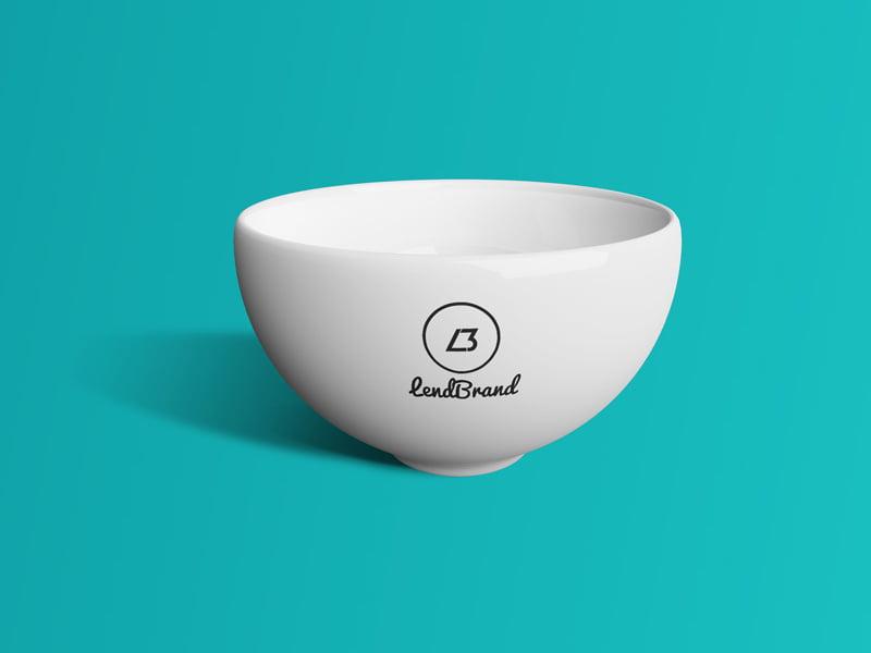 Bowl Mockup PSD Templates
