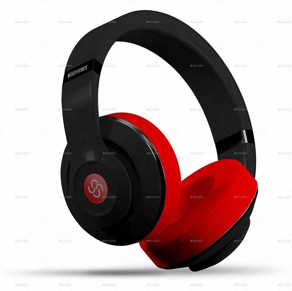 Headphones Mockup Pack