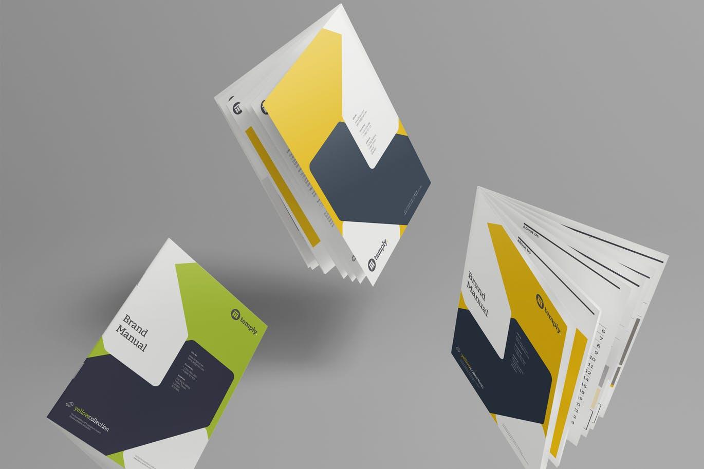 A4 Brochure/ Booklet Mockups