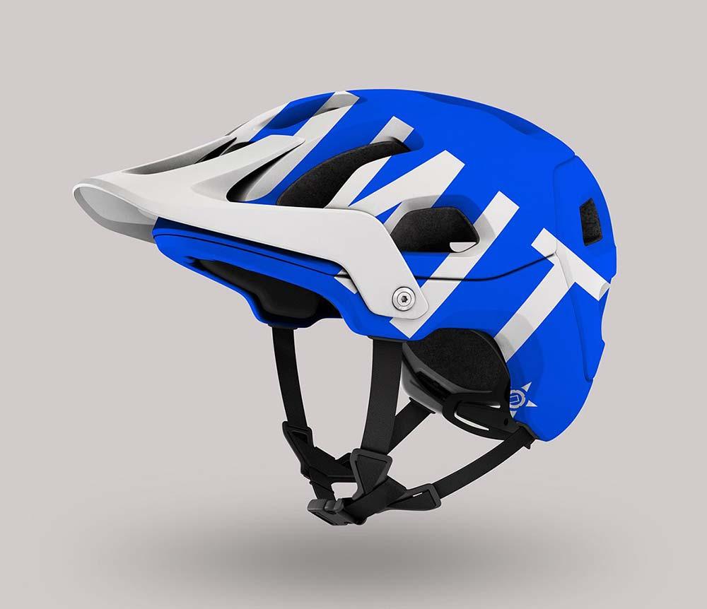 Bike Helmet PSD Mockup