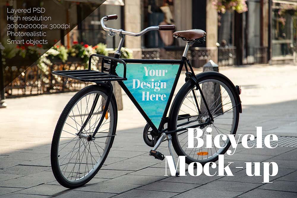 Bicycle Mock-Up