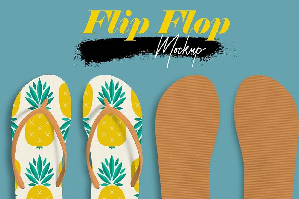 Flip Flop Mock-Up