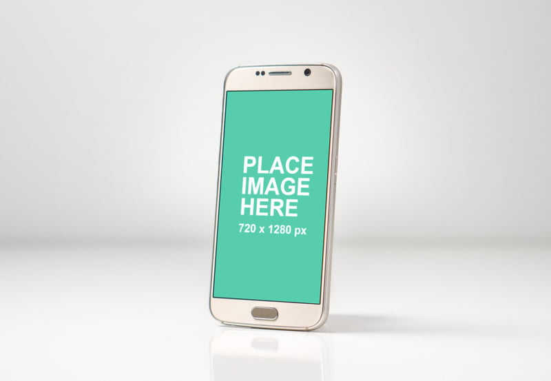 Best Android Mockup PSD Templaes