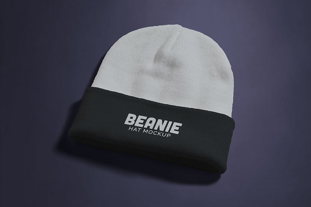 Best Beanie Mockup PSD Templates