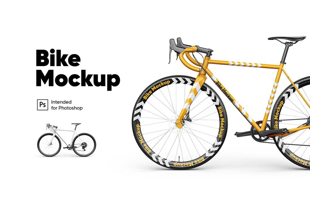 Bike Mockup