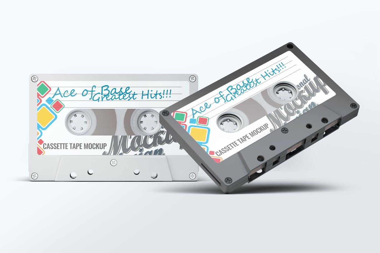 Cassette Tape Mock-Up