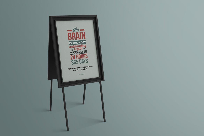 Poster Artwork Mockups