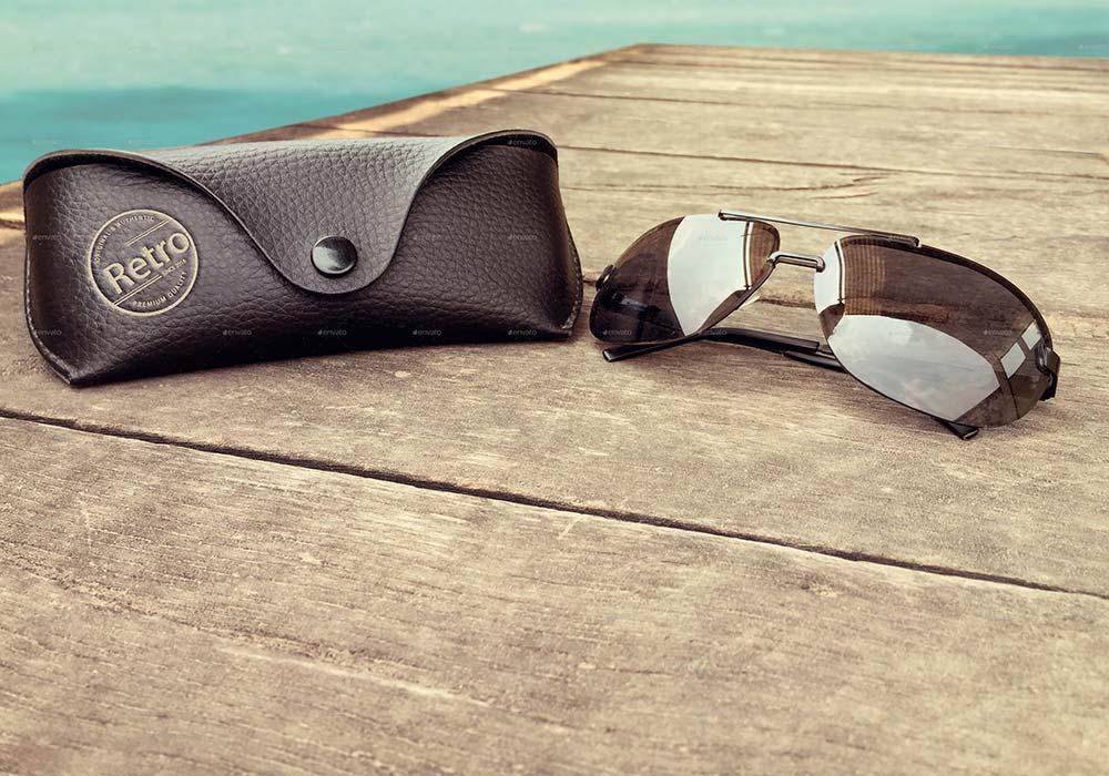 Sunglasses Case Mockups