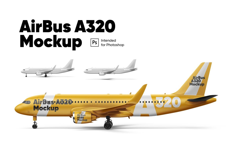 AirBus Mockup