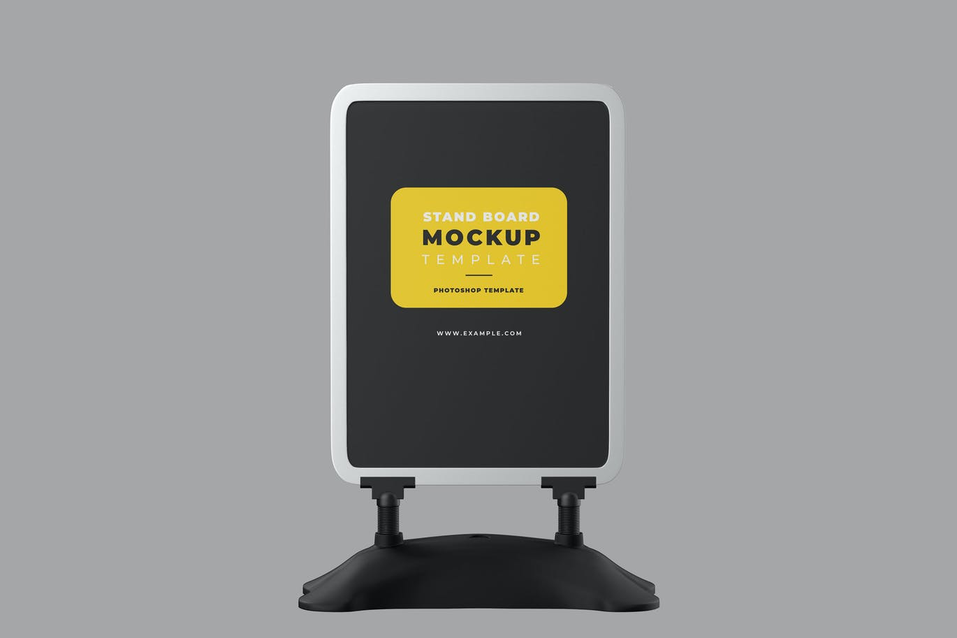 Stand Board Mock-Up Template