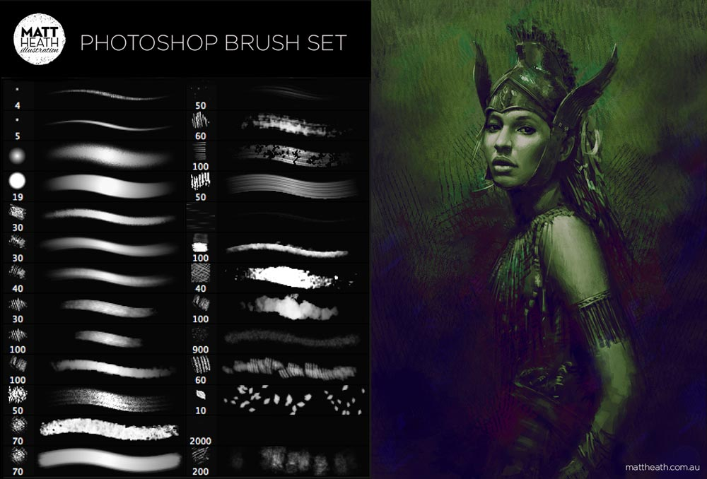 Free Photoshop Brushes