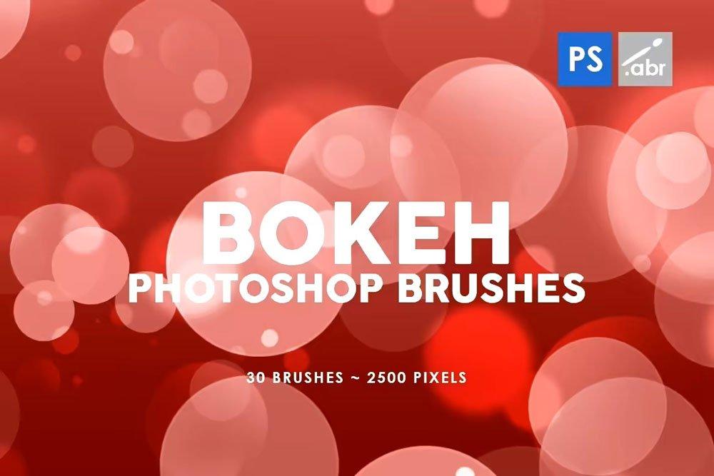 Free Bokeh Photoshop Stamp Brushes