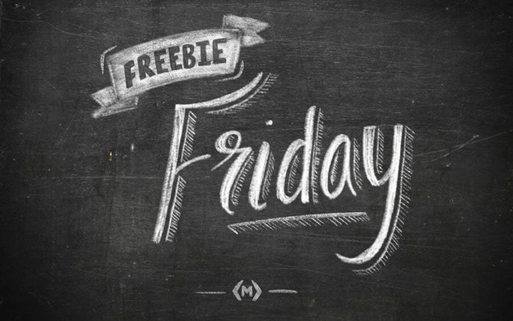Free Friday Procreate Brushes