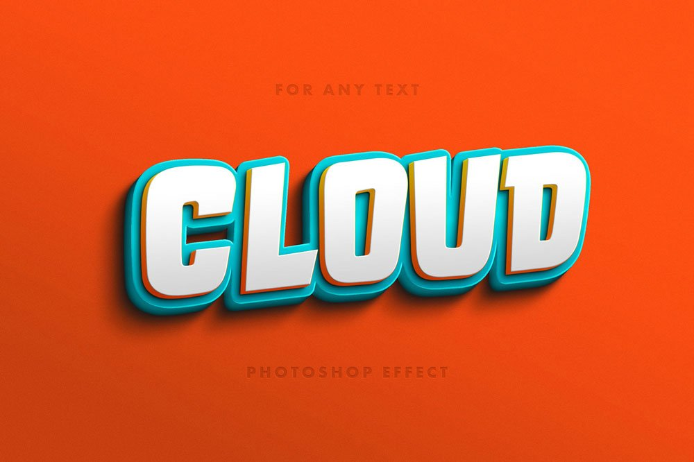 Free Playful Letters Text Effect