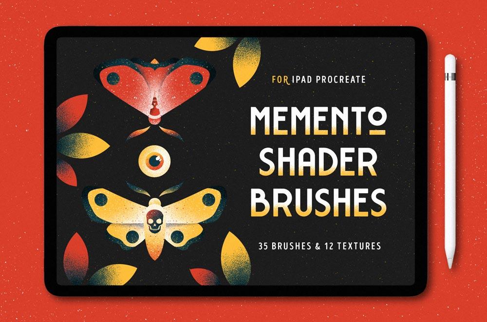 Free Shader Procreate Brushes