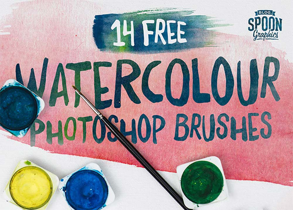 Free Watercolour Brushes
