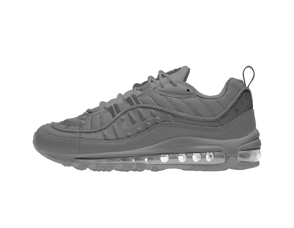 Free Nike Air Max Sneaker Mockup