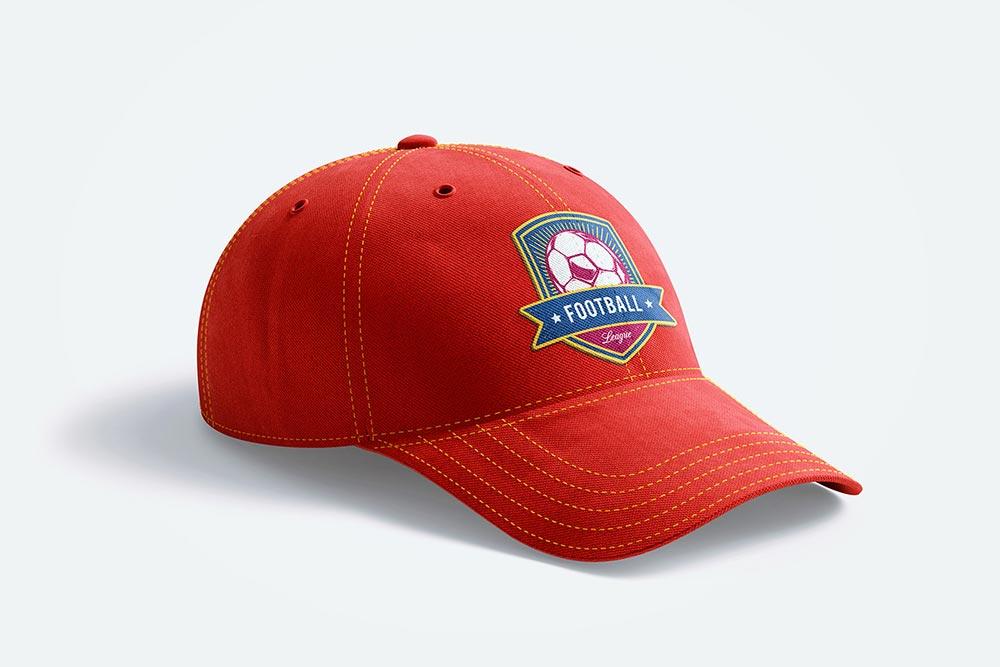Free 3D Baseball Cap Mockup | Mockuptree