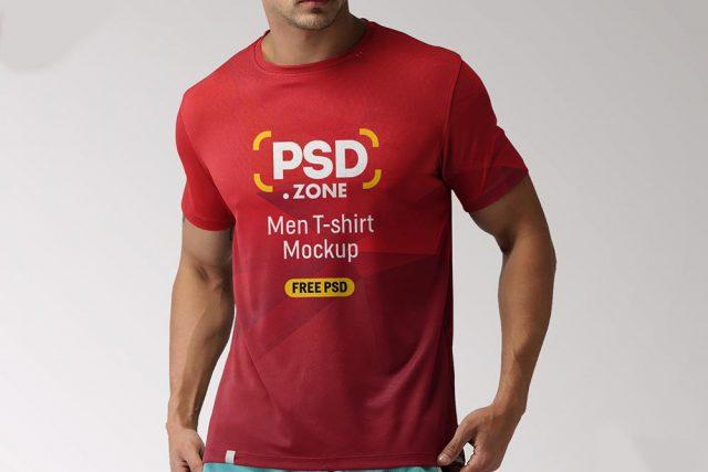 55f884c91ba4d4 110+ Best Free T-Shirt Mockups