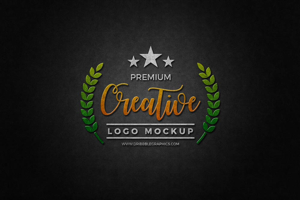 Free Logo Branding Mockup