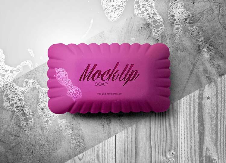 Free Soap Mockup