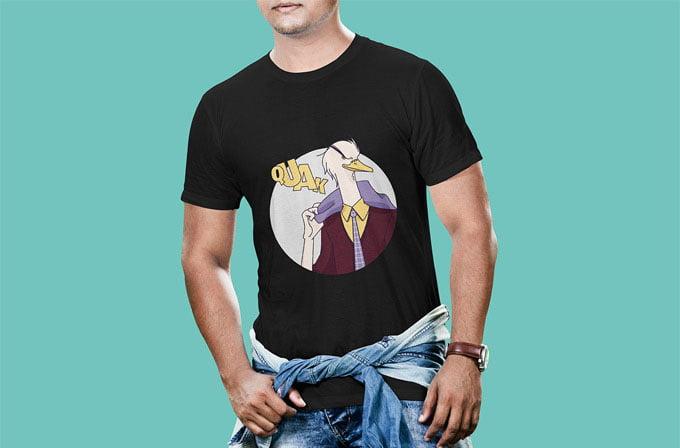 Free Men T-shirt Mockups