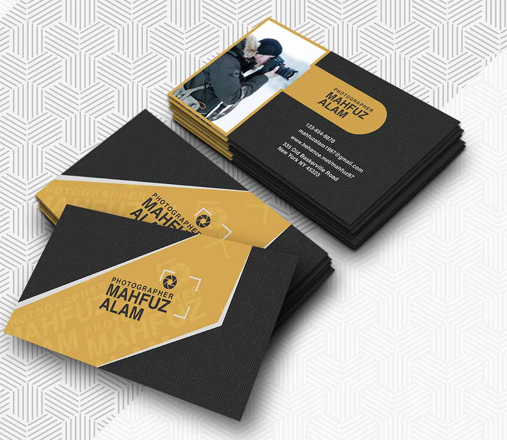 Free Identity Business Card