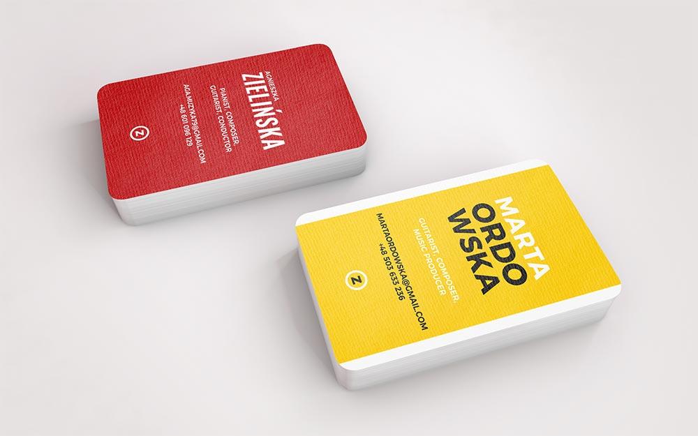 Free Business Cards Mockups