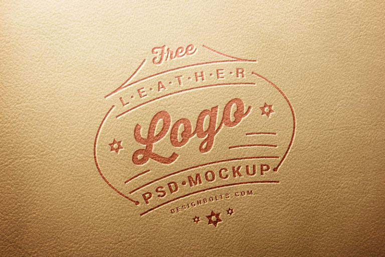 Free-Leather-Logo-Mockup-www.mockuphill.com