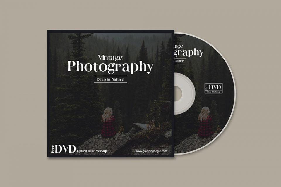 Download 35 Best Free Cd Dvd Mockups For 2020 Mockuptree PSD Mockup Templates