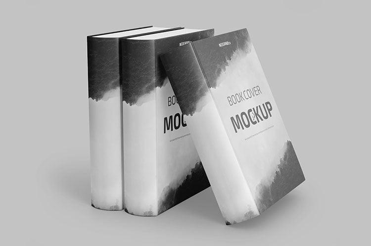 Free Cover Book Mockup