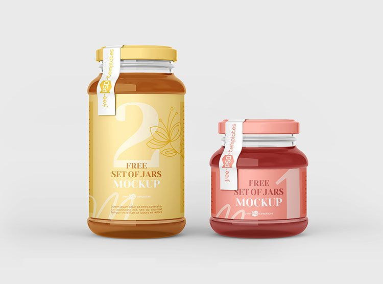 Download 35 Best Free Jar Mockups For 2020 Mockuptree Yellowimages Mockups